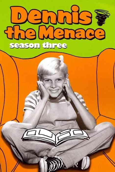 DENNIS THE MENACE:SEASON THREE BY DENNIS THE MENACE (DVD)